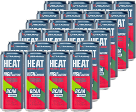24 x Nutramino HEAT BCAA, 330 ml