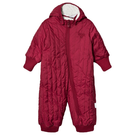 HummelSola Overall Rumba Red92 cm (1,5-2 år)