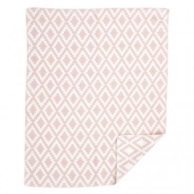 Klippan Yllefabrik Diamonds Baby, Pale Pink