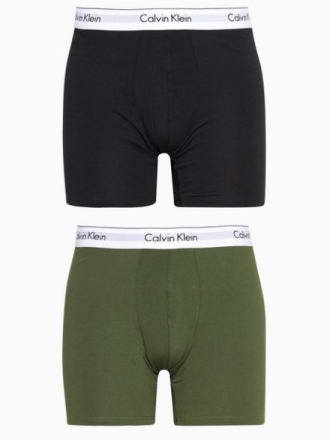 Calvin Klein Underwear 2-Pack Boxer Brief Boxershorts Forrest