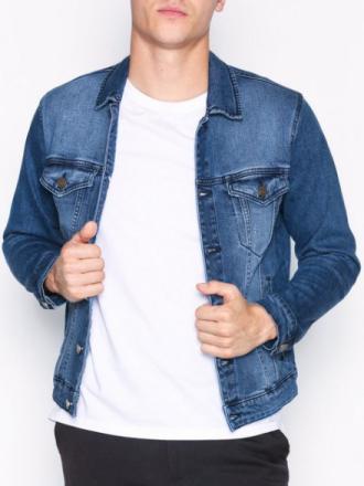 Only & Sons onsCOIN Blue Jacket Pk 0451 Noos Kavajer & kostymer Blå