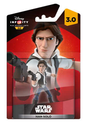 Disney Infinity 3.0, Han Solo figur, Star Wars