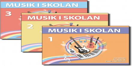Musik i skolan Årskurs 1-3 Cd-box