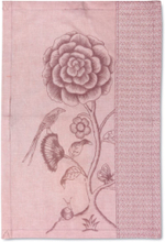 Torkhandduk 50 x 70 cm Spring to life lacy pink