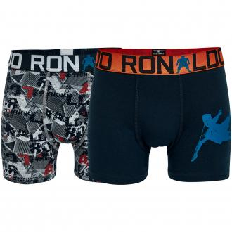 CR7 2-Pack Boys Boxer