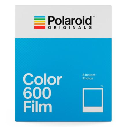 Polaroid Originals Color Film For 600 White Frame, Polaroid Originals