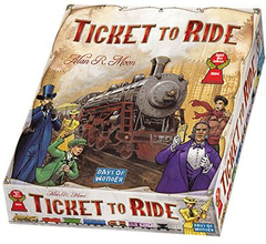 Ticket to Ride USA (Scandinavian Edition)