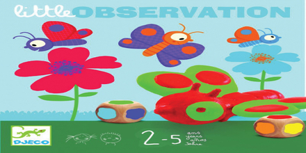 Djeco spel - Little Observation