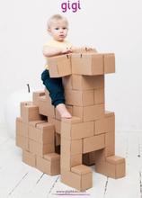 Gigi Bloks - Giant (100-pack, 10 cm)