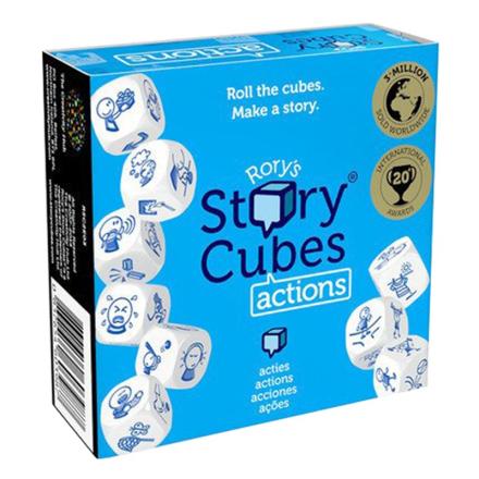 Rorys Story CubeAction Berättarkuber