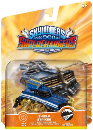 Shield Striker, Vehicles, Skylanders Superchargers