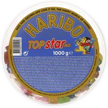 Haribo Top Star Mix - 29% rabatt