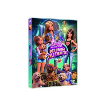 Disney Interactive Studio Barbie Och Hennes Systrar I Det Stora Valpäventyret (No.28) - DVD
