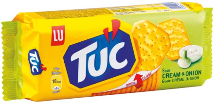 TUC Sour Cream & Onion