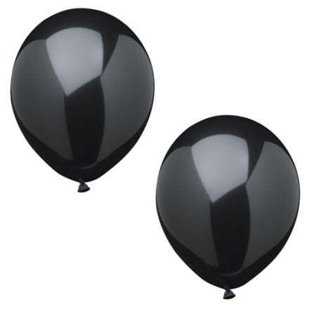 Ballong svart