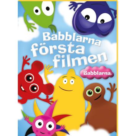 BabblarnaFörsta Filmen, DVD