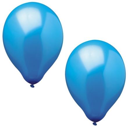 Ballong Ø 25 cm blå
