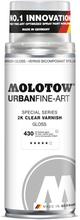 Spraylack UrbanFineArt 400ml - 2K Clear Gloss