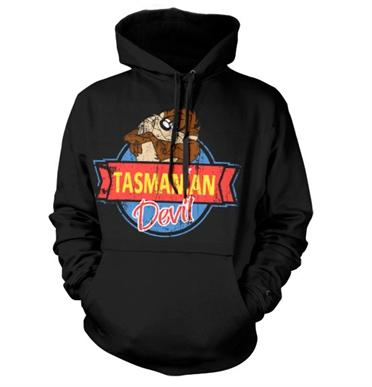 Tasmanian Devil Hoodie, Hooded Pullover