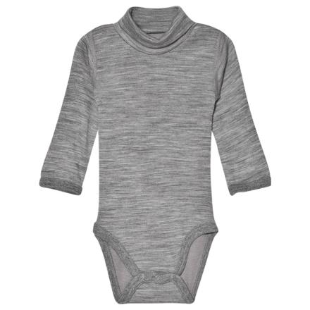 Hust&ClaireBailey Baby Body Grå74 cm (6-9 mån)
