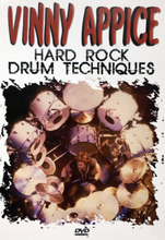 Vinny Appice: Hard Rock Drum Techniques