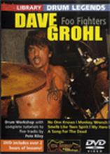 Dave Grohl - Drum Legends