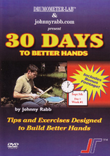 Johnny Rabb: 30 Days to better hands