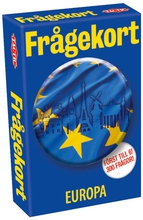 Frågekort: Europa
