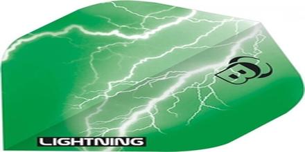 Bull's Flights - Lightning Green