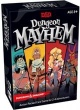 D&D - Dungeon & Dragons - Dungeon Mayhem Kort Spel