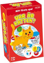 Tactic Mitt första spel Var är katten?