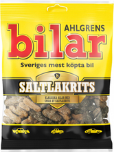 "Ahlgrens Bilar ""Saltlakrits"" 100g - 28% rabatt"