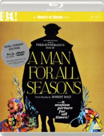 A Man for All Seasons - The Masters of Cinema Series (Blu-ray+DVD) (2 disc) (import)