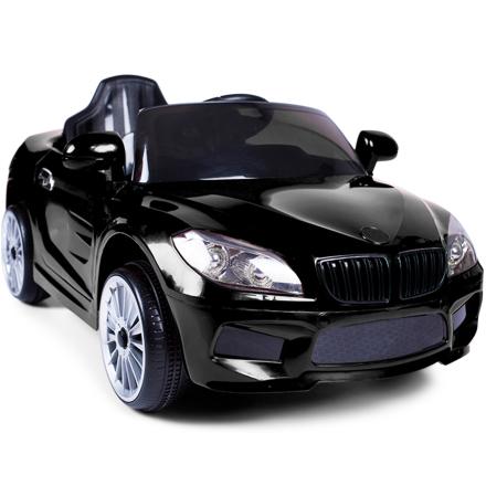 Elbil för barn 12V- Svart - 2x25W Cab