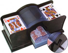 Card Shuffler manuell