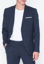 Selected Homme Slhslim-Buffalooasis Navy Blazer B Kavajer & kostymer Mörk Blå