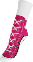 Sneaker Socks - Sneaker Socks - Strumpor - rosa
