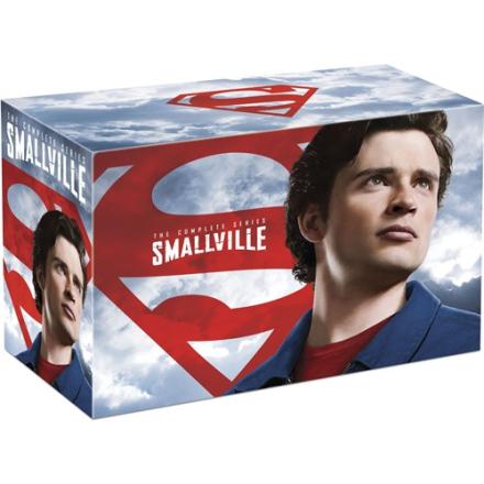 Smallville - The Complete Series - Season 1-10 (60 disc) (Import)