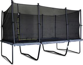 Rektangulär studsmatta 4,58x3,05m Pro