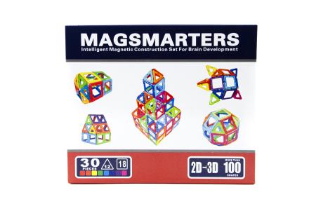 Magsmarters startpaket med 30 delar