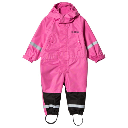 KulingCopenhagen Skaloverall Phlox Pink134/140 cm