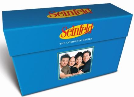 Seinfeld: Complete Box - Säsong 1-9 (33 disc)