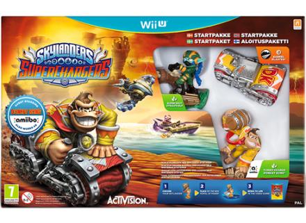 Skylanders SuperChargers, Startpaket, Nintendo WiiU