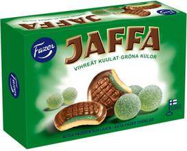Jaffa Gröna Kulor