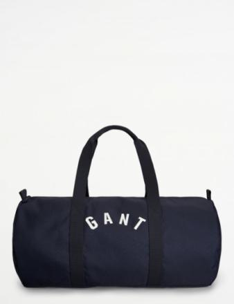 Gant, O.GYM TUBE BAG, Blå, Väskor/Necessärer till Unisex, One size