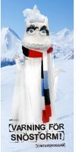 Vinterskuggan Handduk 70x140cm