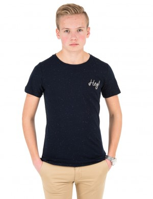 D-XEL JES 268 Blå T-shirt/Linnen till Kille