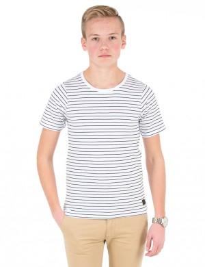 D-XEL COLIN 337 Vit T-shirt/Linnen till Kille
