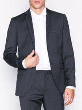 Selected Homme Slhslim-Mylobill Grey Blz B Noos Kavajer & kostymer Grå