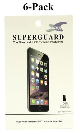 6-Pack Skärmskydd Huawei Mate 9 Pro